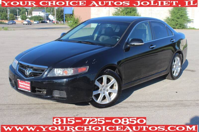 2005 Acura TSX for sale at Your Choice Autos - Joliet in Joliet IL