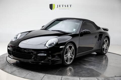 2008 Porsche 911 for sale at Jetset Automotive in Cedar Rapids IA
