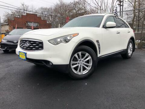 2011 Infiniti FX35 for sale at Elis Motors in Irvington NJ