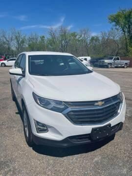 2018 Chevrolet Equinox for sale at Ol Mac Motors in Topeka KS