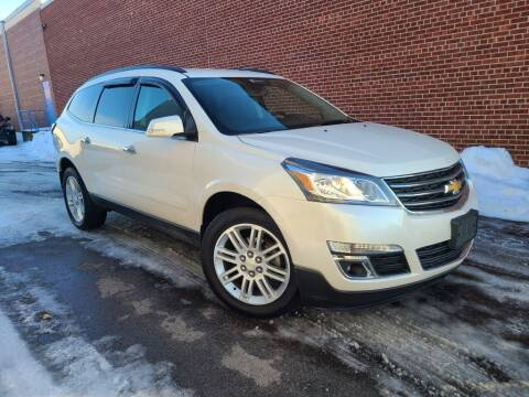2015 Chevrolet Traverse for sale at Minnesota Auto Sales in Golden Valley MN