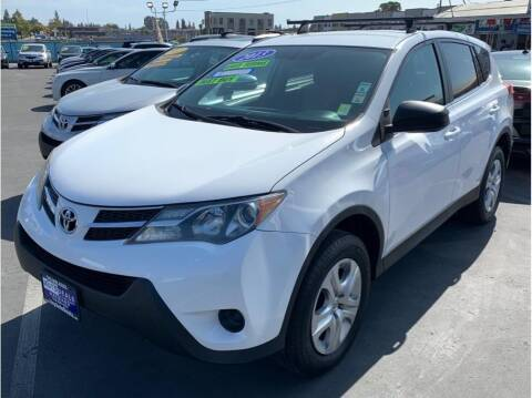 2013 Toyota RAV4 for sale at AutoDeals in Hayward CA