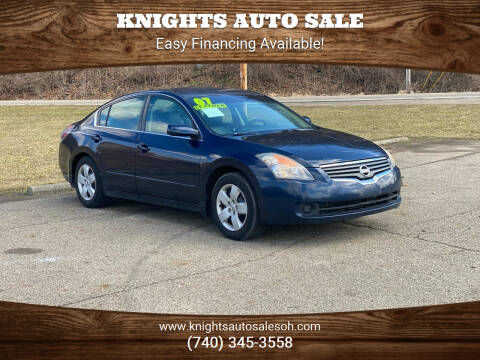 2007 Nissan Altima for sale at Knights Auto Sale in Newark OH