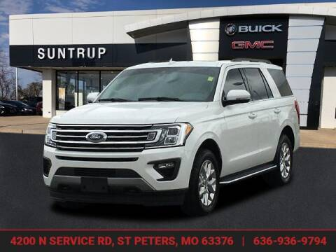 2021 Ford Expedition for sale at SUNTRUP BUICK GMC in Saint Peters MO