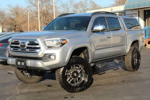 2019 Toyota Tacoma for sale at Dynamics Auto Sale in Highland IN