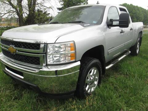 2014 Chevrolet Silverado 2500HD for sale at Wally's Wholesale in Manakin Sabot VA
