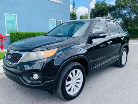 2011 Kia Sorento for sale at LA Motors Miami in Miami FL