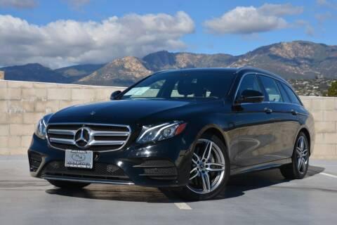 2019 Mercedes-Benz E-Class for sale at Milpas Motors in Santa Barbara CA