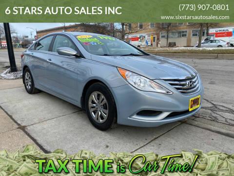 2011 Hyundai Sonata for sale at 6 STARS AUTO SALES INC in Chicago IL