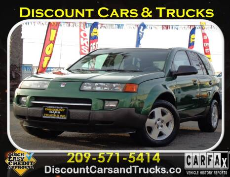 2004 Saturn Vue for sale at Discount Cars & Trucks in Modesto CA