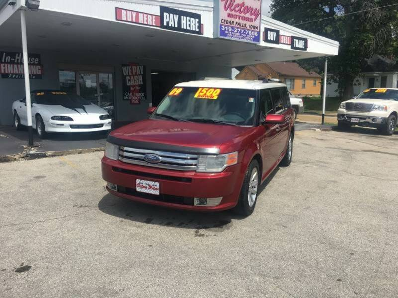 2009 Ford Flex for sale at Victory Motors in Waterloo IA