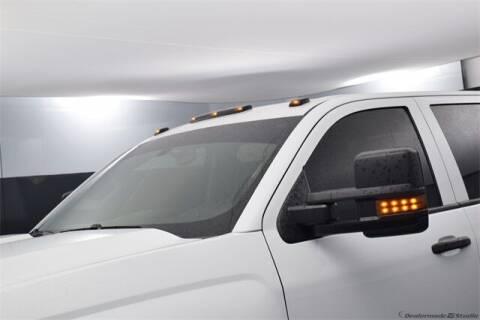 2017 Chevrolet Silverado 3500HD CC for sale at BOB HART CHEVROLET in Vinita OK