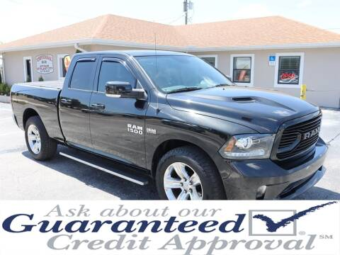 2018 RAM Ram Pickup 1500 for sale at Universal Auto Sales in Plant City FL