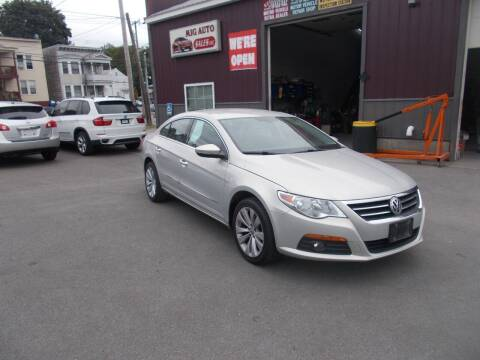 2010 Volkswagen CC for sale at Mig Auto Sales Inc in Albany NY