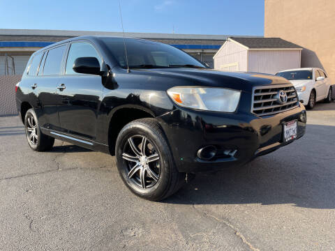 2008 Toyota Highlander for sale at Cars 2 Go in Clovis CA