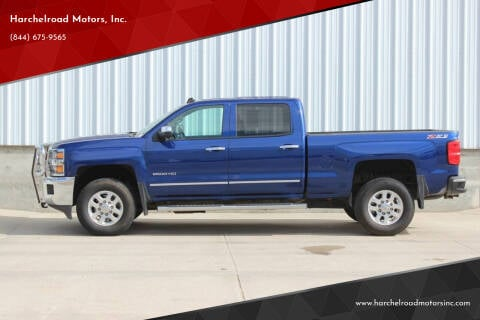 2015 Chevrolet Silverado 2500HD for sale at Harchelroad Motors, Inc. in Imperial NE