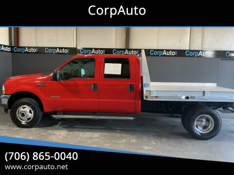 2004 Ford F-350 Super Duty for sale at CorpAuto in Cleveland GA