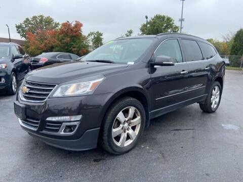 2017 Chevrolet Traverse for sale at Newcombs Auto Sales in Auburn Hills MI