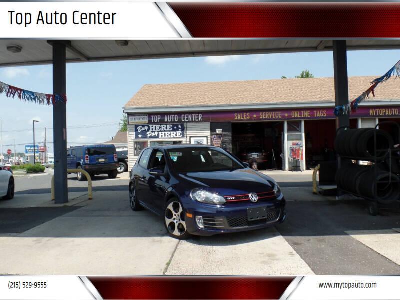 2011 Volkswagen GTI for sale at Top Auto Center in Quakertown PA