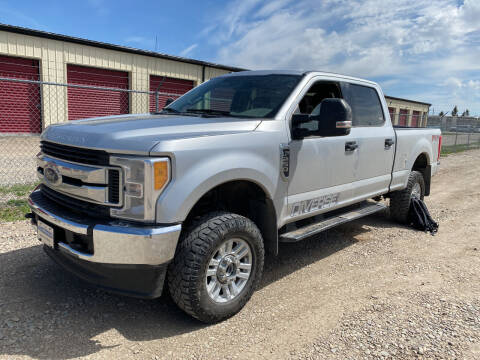 2017 Ford F-250 Super Duty for sale at Truck Buyers in Magrath AB