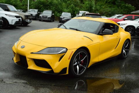 2021 Toyota GR Supra for sale at Automall Collection in Peabody MA