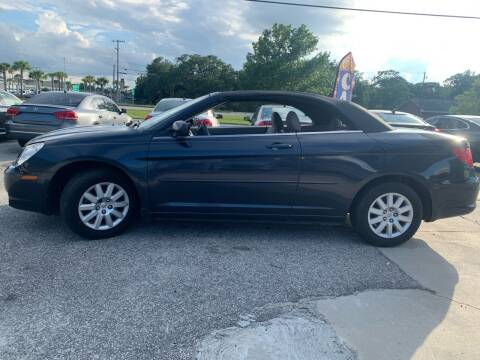 2008 Chrysler Sebring for sale at Showroom Auto Sales of Charleston in Charleston SC