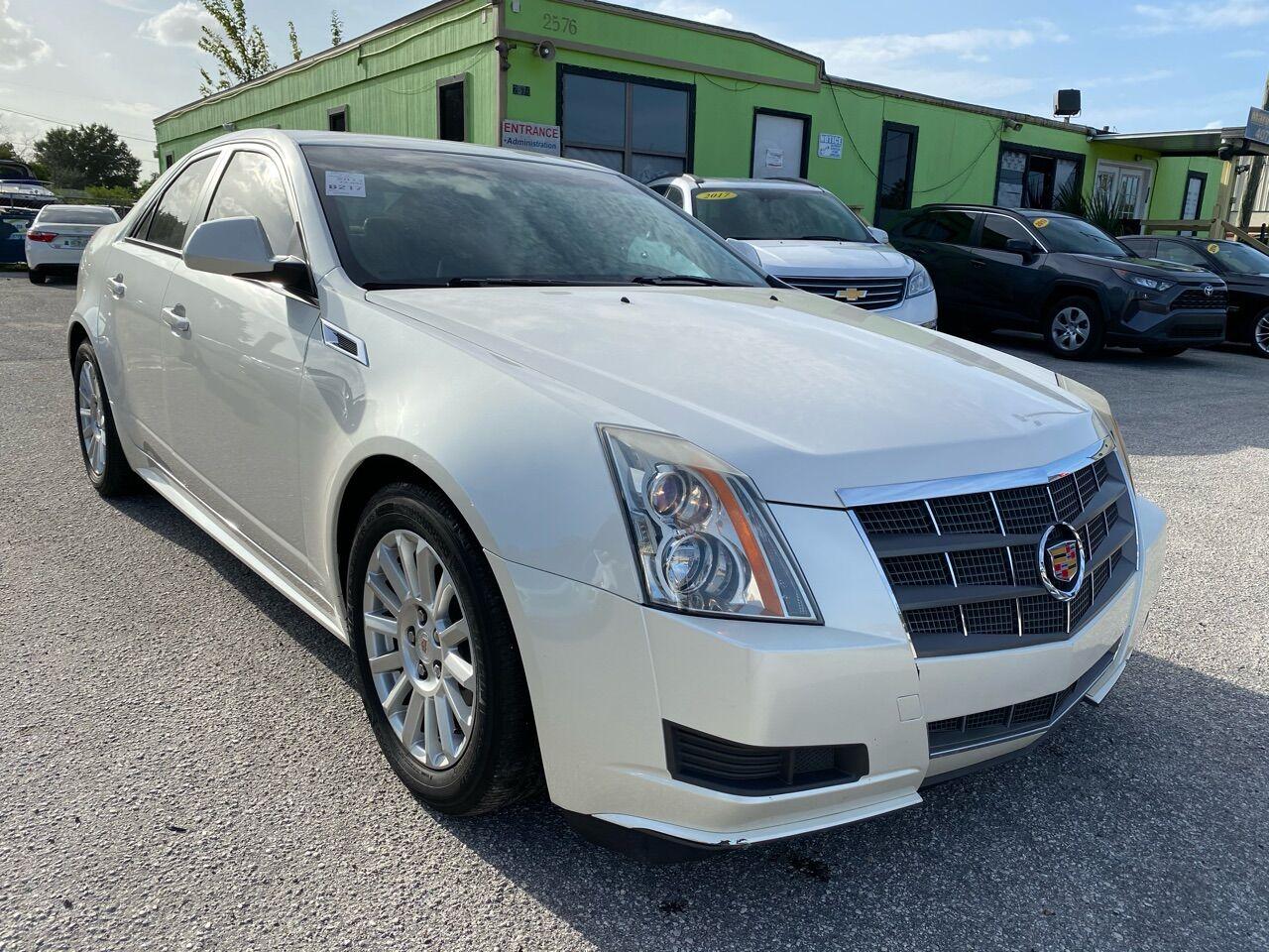 2011 Cadillac CTS 3.0L Luxury RWD
