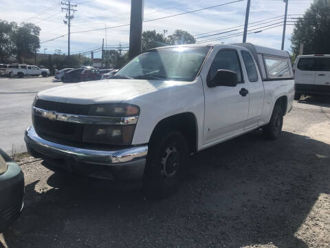 2006 Chevrolet Colorado for sale at JMD Auto LLC in Taylorsville NC