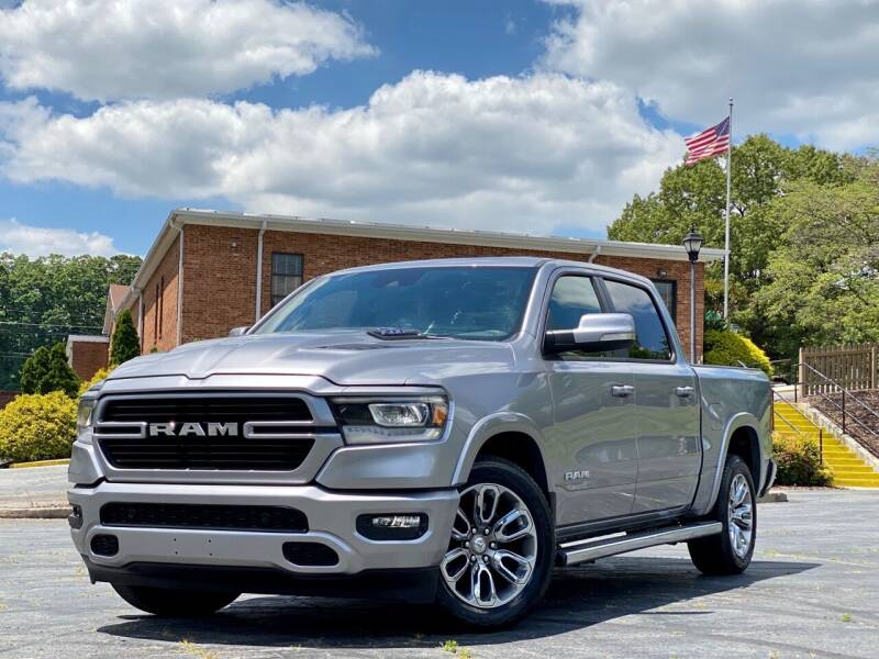 2021 RAM Ram Pickup 1500 for sale at Sebar Inc. in Greensboro NC