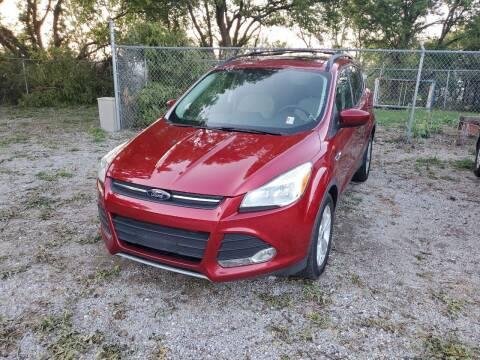 2013 Ford Escape for sale at Straightforward Auto Sales in Omaha NE