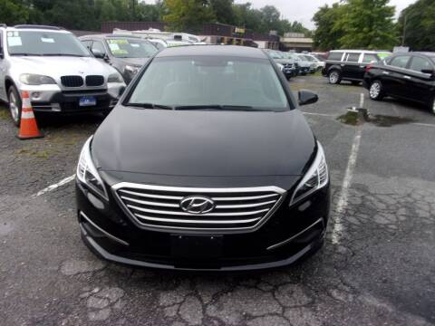 2017 Hyundai Sonata for sale at Balic Autos Inc in Lanham MD