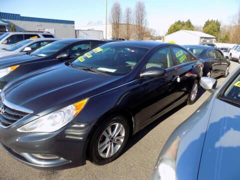 2012 Hyundai Sonata for sale at Pro-Motion Motor Co in Lincolnton NC