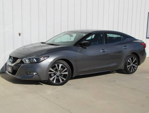 2017 Nissan Maxima for sale at Lyman Auto in Griswold IA