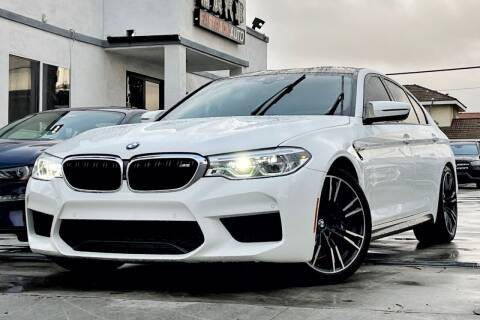 2018 BMW M5 for sale at Fastrack Auto Inc in Rosemead CA