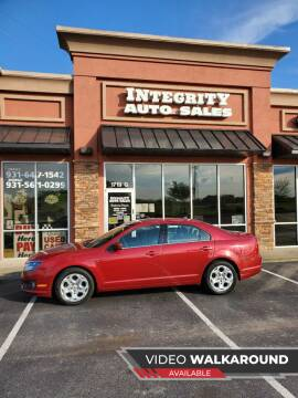 2010 Ford Fusion for sale at INTEGRITY AUTO SALES in Clarksville TN