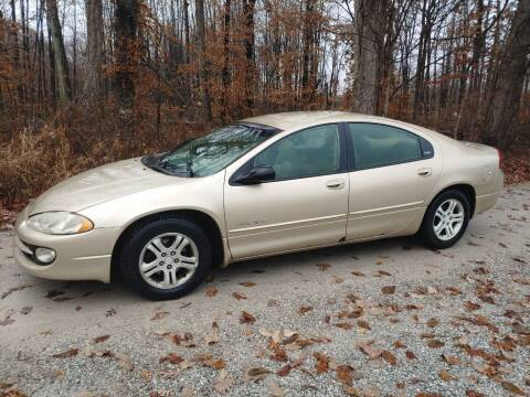 2000 Dodge Intrepid for sale at Doyle's Auto Sales and Service in North Vernon IN