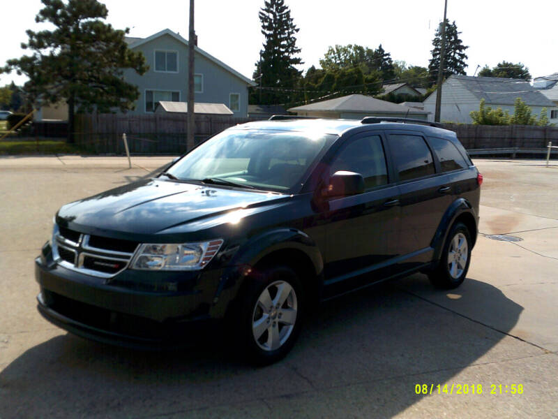2014 Dodge Journey for sale at Fred Elias Auto Sales in Center Line MI