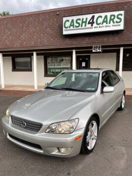 2001 Lexus IS 300 for sale at Cash 4 Cars in Penndel PA