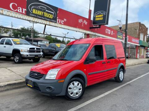 2013 Ford Transit Connect for sale at Manny Trucks in Chicago IL