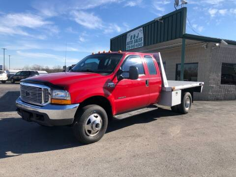 1999 Ford F-350 Super Duty for sale at B & J Auto Sales in Auburn KY