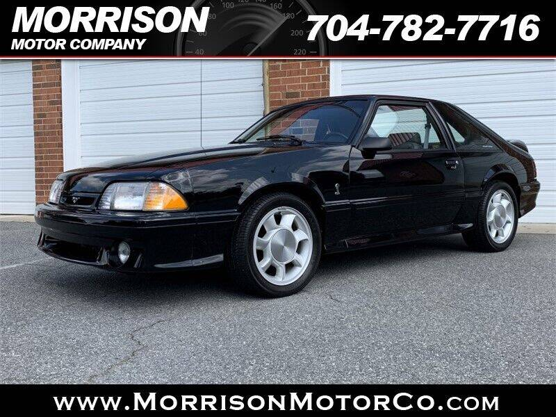 1993 Ford Mustang SVT Cobra for sale in Concord, NC
