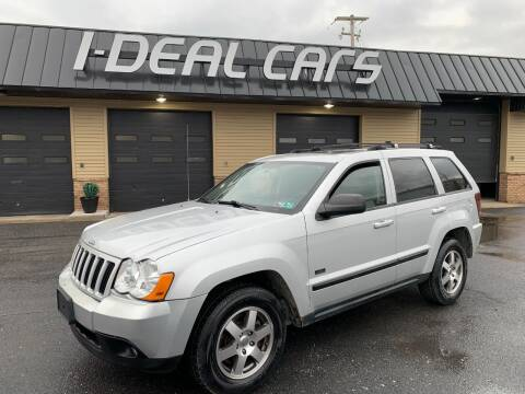 2008 Jeep Grand Cherokee for sale at I-Deal Cars in Harrisburg PA