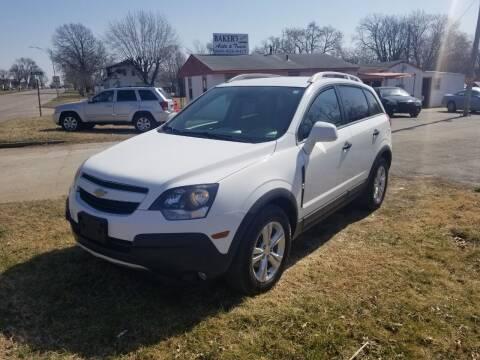 2015 Chevrolet Captiva Sport for sale at Bakers Car Corral in Sedalia MO