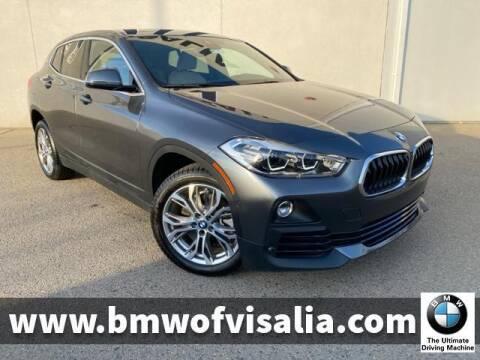 2020 BMW X2 for sale at BMW OF VISALIA in Visalia CA