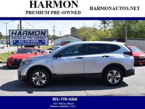 2020 Honda CR-V for sale at Harmon Premium Pre-Owned in Benton AR