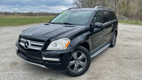 2012 Mercedes-Benz GL-Class for sale at ROUTE 6 AUTOMAX in Markham IL