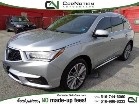2018 Acura MDX for sale at CarNation AUTOBUYERS, Inc. in Rockville Centre NY