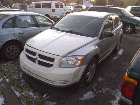 2009 Dodge Caliber for sale at Continental Auto Sales in White Bear Lake MN