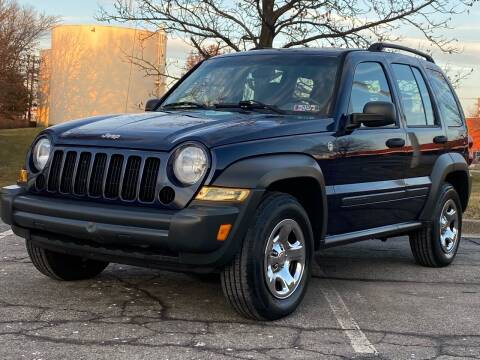 2006 Jeep Liberty for sale at Hadi Auto Sales in Lexington KY