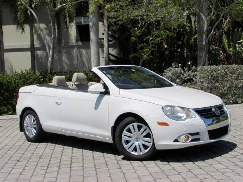 2008 Volkswagen Eos for sale at Auto Quest USA INC in Fort Myers Beach FL